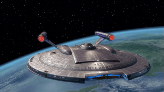 Enterprise-Ship